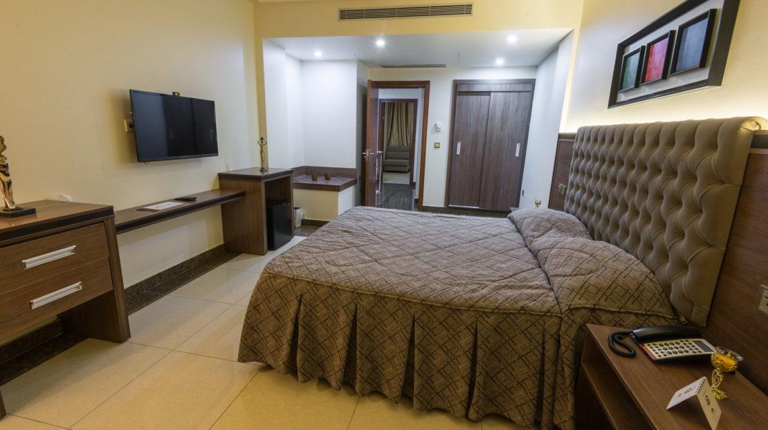 Duplex and Family duplex bedroom